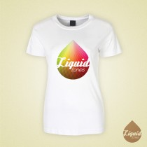 liquid tones prism logo white ladies